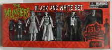 The Munsters Diamond Select B/W Box Set Marilyn Herman Lily Action Figure NIP