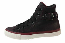 [D184] Converse All Star Collar Strap Hi Chuck Burgundy Rot Gr 37,5 UK 5 540219C