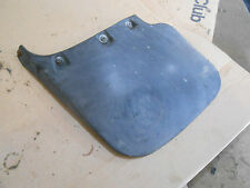 Suzuki LT250 LT 250 LT250E 1984 left front fender mud flap guard