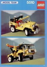 Lego Team Model 5510 Off-Road 4x4 NEW SEALED 1986' HTF