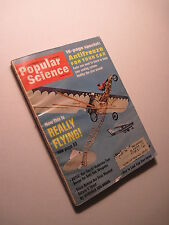Popular Science November 1968. Experimental Aircraft- RVs! Satrun V Rocket!