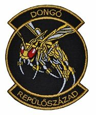 DONGO HUNGARIAN ARMY VELCRO PATCHES