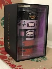 NEW Starbucks Anna Sui BOUTIQUE  mug/tumbler 12oz NIB!