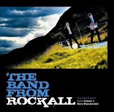 The Band From Rockall by Callum & Rory MacDonald (CD, Apr-2012, Ridge)