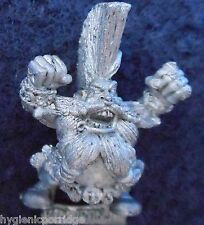 1994 Enano bloodbowl 3rd Edition Star Player Grim ironjaw Ciudadela grudgebearers