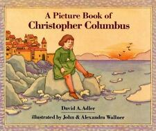 A Picture Book of Christopher Columbus (Brand New Paperback) David A. Adler