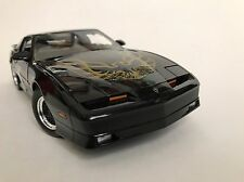 GREENLIGHT 12835 1988 88 PONTIAC FIREBIRD TRANS AM GTA 1/18 BLACK 1 Of 400