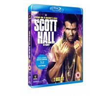 WWE The Scott Hall Story - Living on a Razor's Edge [2 Blu-rays] *NEU* Blu-ray
