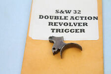 S&W SMITH AND WESSON 32 DOUBLE ACTION REVOLVER TRIGGER VINTAGE GUN PART