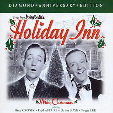 Holiday Inn & White Christmas - O.S.T.  Music-Good Condition