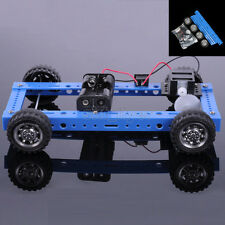 Electric Driver Car Educational DIY Hobby Robotic Toy Model Automation Kits