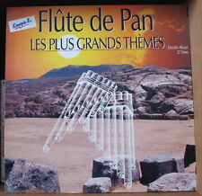 FLUTE DE PAN LES PLUS GRANDS THEMES DOUBLE FRENCH LP CBS