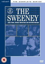 The Sweeney - The Complete Series [Box Set] [DVD] John Thaw Brand New and Sealed