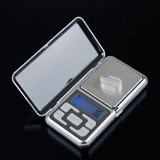 500g/0.1g Mini Digital LCD Electronic Jewelry Pocket Portable Weight Scale KY
