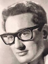 ART PRINT POSTER PAINTING PORTRAIT MUSIC LEGEND ICON BUDDY HOLLY NOFL0108