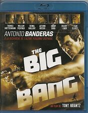 BLU-RAY--THE BIG BANG--BANDERAS/SNOOP DOG/SAM ELLIOT/KRETSCHMANN/KRANTZ