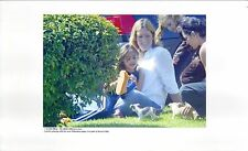 E Photo Foto vera Lourdes Maria Ciccone(Madonna's daughter) 2002 Beverly Hills