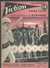 Fiction 69.Daniel Keyes, Murray Leinster, August Derleth... SF53