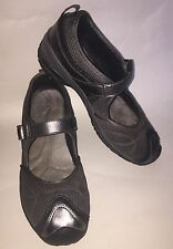 Jambu All Terra Womens Size 11 Metallic Mary Janes Comfort Shoes WORN ONCE