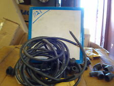 Ignition wires,universal,austin,studebaker,ford 6 cly.