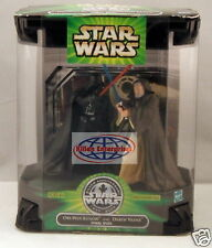 Hasbro Star Wars Galactic Heroes Obi-Wan Kenobi vs Darth Vader Action Figure Set