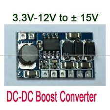 3W DC Boost Converter 3.3V-12V 5V 9V to ± 15V Output Step up Power Supply Module