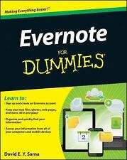 Evernote For Dummies