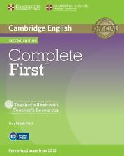 Complete: Complete First by Guy Brook-Hart (2014, CD-ROM / Paperback,...