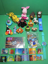 Série divers Disney lot 19 figurine jouet Happy meal Mc do mac Donald's figure