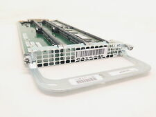 Cisco AS5X-FC V01 Feature Card with Two PVDM2-64 Packet Voice Module Cards