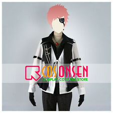 Cosonsen Diabolik Lovers Shin Tsukinami Cosplay Costume All Size Custom Made