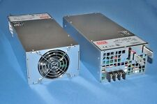 MEAN WELL SPV-1500-24 AC/DC PowerSupply Single-OUT 24V 63A 1.512KW US Authorized