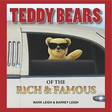 Teddy Bears of the Rich and Famous, , Mark Leigh, Excellent, 2010-10-18,