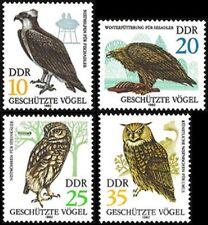 Briefmarken DDR postfrisch MiNr. 2702-2705, Satz 4 Werte