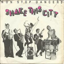 NON STOP DANCERS SHAKE THIS CITY LARRY VAN KRIEDT AC/DC KAREN STEAINS OZ EMI '84