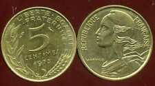 5 centimes 1973   MARIANNE   SUP