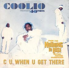 CD 2 TITRES COOLIO FEAT 40 THEVZ--C U WHEN U GET THERE