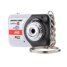 X6 Portable Ultra Mini HD Digital Camera Mini DV Support 32GB TF Card w/Mic G9N1