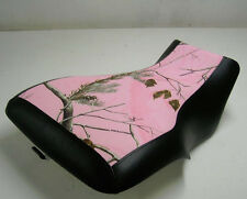 yamaha kodiak BRUIN pink camo seat cover 2000&up