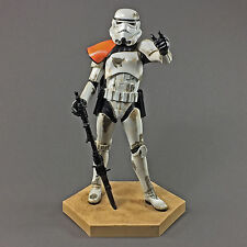 Kotobukiya ArtFX Sandtrooper Squad Leader Snap-Fit Pre-Painted Vinyl Figure