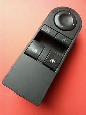 Vauxhall Astra H -Driver Side Electric Window Switch