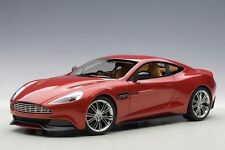 AUTOART Aston Martin Vanquish VOLCANO RED Composite Model 1:18*New!