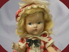 VOGUE 1940's TODDLES PE Doll Called 'Sisters and Me' PRECIOUS