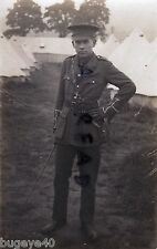 WW1 Officer Dorsets Dorsetshire Regiment