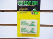 "(NEW) BULLFROG / Cortec 91016 VpCI Rust Blocker  3"" Strips  Self Adhesive 6 Pack"