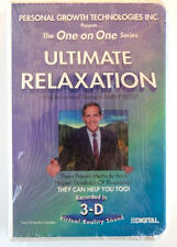 NEW NIP Ultimate Relaxation Barry Beder One on One Series Audio Cassettes