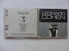 CD Album LEONARD COHEN I'm your man 460642 2