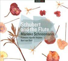 Schubert & the Flute, New Music