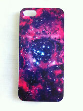 Galaxy Space Nebula Art Printed iPhone 5 5s Case for iPhone 5/5s