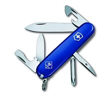 Victorinox Swiss Army Tinker Multitool Blue Cub Scout 91 mm Clam Pack 54122 NEW